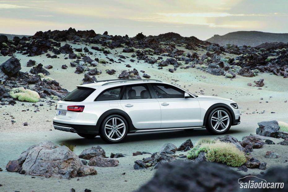 Audi A6 allroad - Foto 2