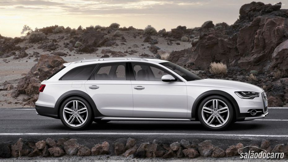 Audi A6 allroad - Foto 5