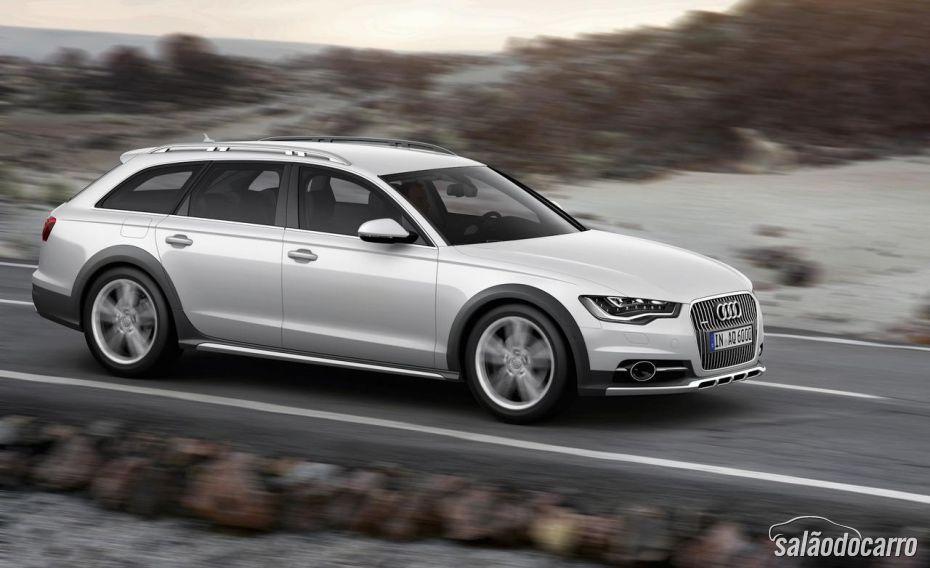 Audi A6 allroad - Foto 6