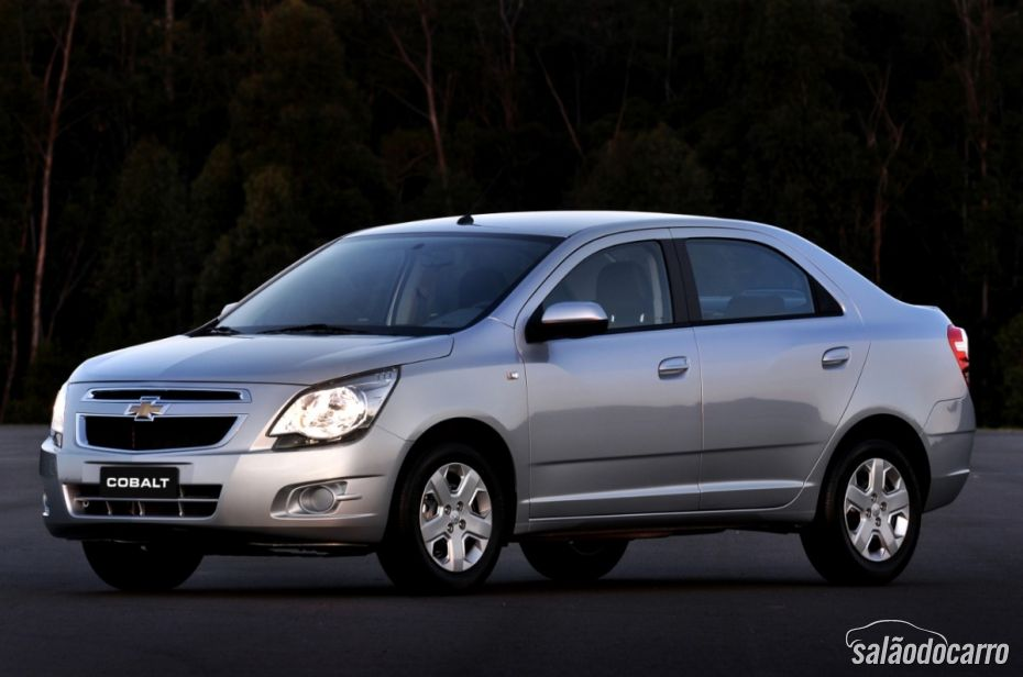 Chevrolet Cobalt - Foto 1