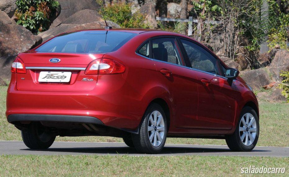 Ford New Fiesta - Sedan - Foto 1