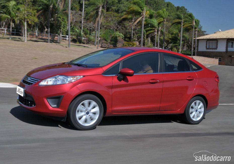 Ford New Fiesta - Sedan - Foto 2