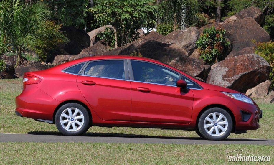 Ford New Fiesta - Sedan - Foto 3