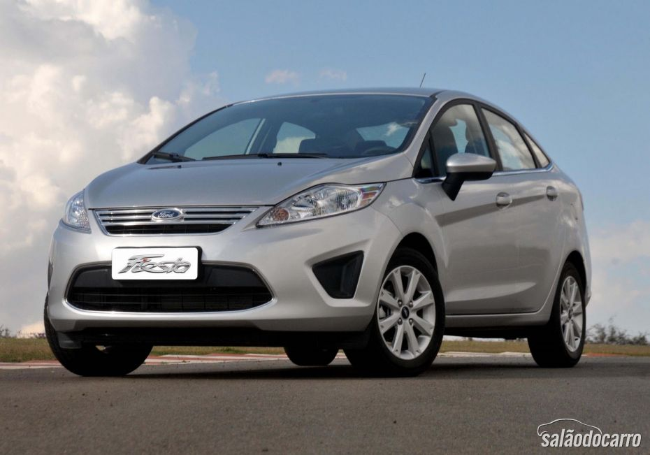 Ford New Fiesta - Sedan - Foto 4