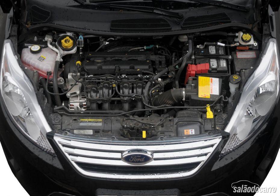 Ford New Fiesta - Sedan - Foto 6