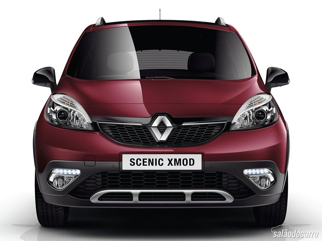 renault scenic xmod pr vias sal o do carro. Black Bedroom Furniture Sets. Home Design Ideas