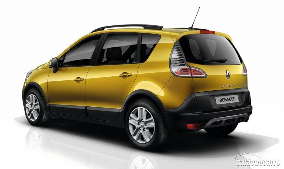 Renault Scénic XMOD - Foto 6