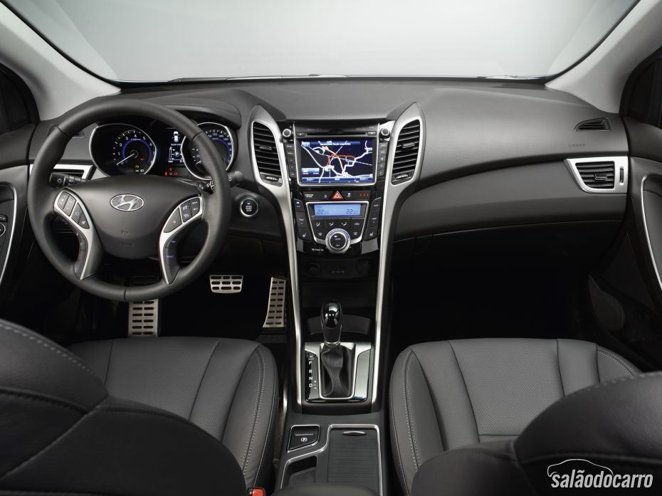 Interior do Novo Hyundai i30
