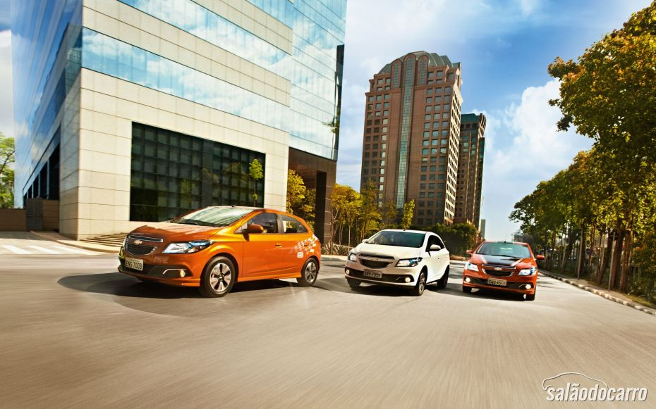 Chevrolet Onix - Foto 1