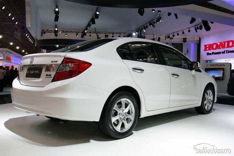 Honda Civic 2014 - Foto 1
