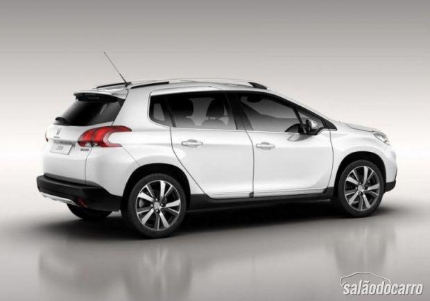 Peugeot 2008 - Galeria - Foto 8