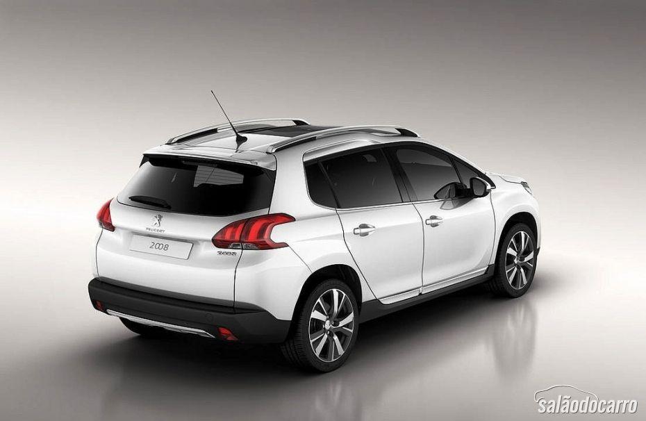 Peugeot 2008 - Galeria - Foto 9
