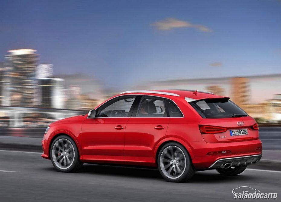 Audi RS Q3 - Foto 1