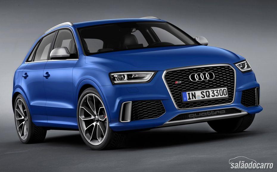 Audi RS Q3 - Foto 2
