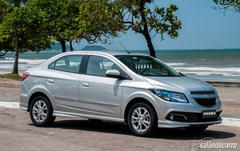 Chevrolet Novo Prisma