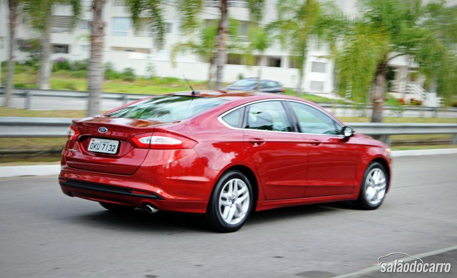 Novo Ford Fusion 2.5