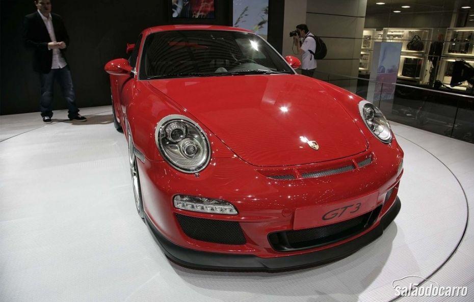 Porsche 911 GT3 chega as lojas em ainda este ano na Europa.