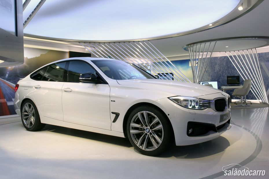 BMW Série 3 Gran Turismo - Foto 5
