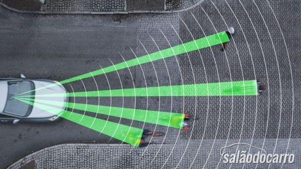 Volvo lança sistema que detecta ciclistas