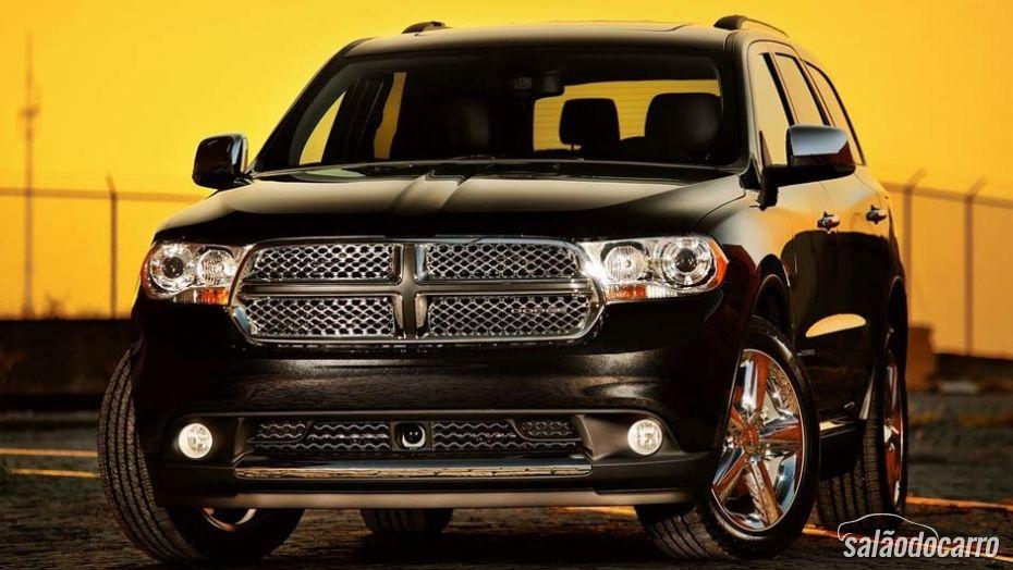 Dodge Durango faz parte da nova estratégia da montadora no Brasil.