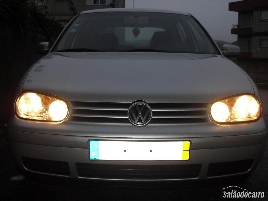 Luzes do carro