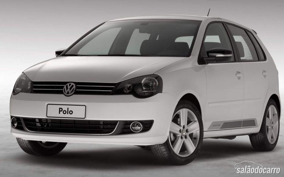 Linha 2014 VW - Polo