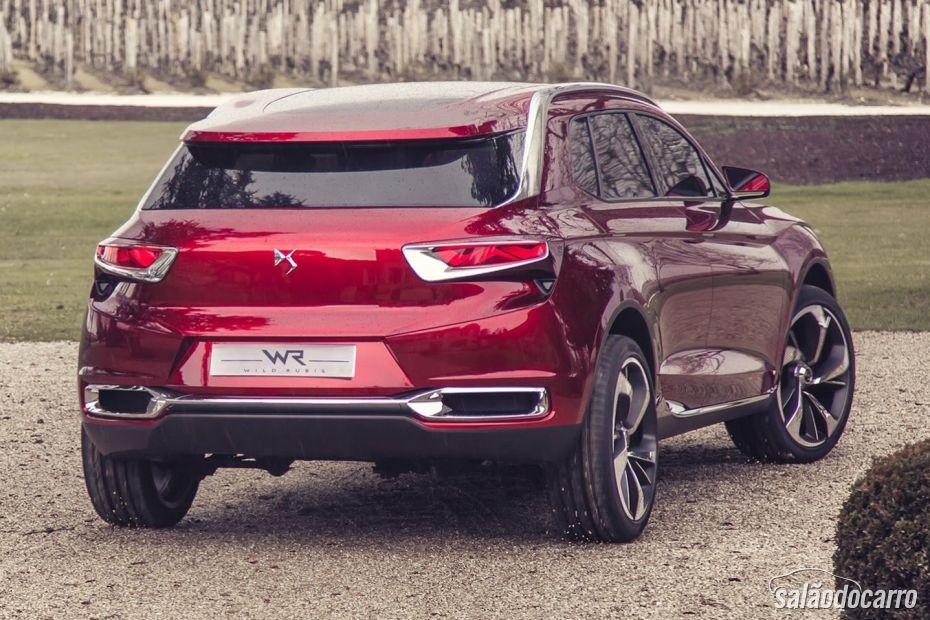 Wild Rubis será novo SUV da Citroën - Foto 1