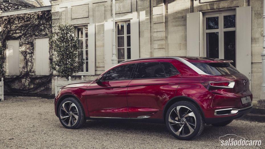Wild Rubis será novo SUV da Citroën - Foto 2