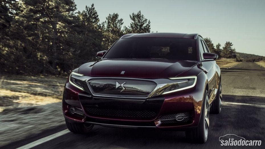 Wild Rubis será novo SUV da Citroën - Foto 3