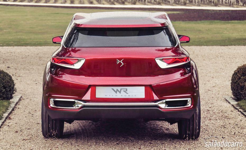Wild Rubis será novo SUV da Citroën - Foto 4
