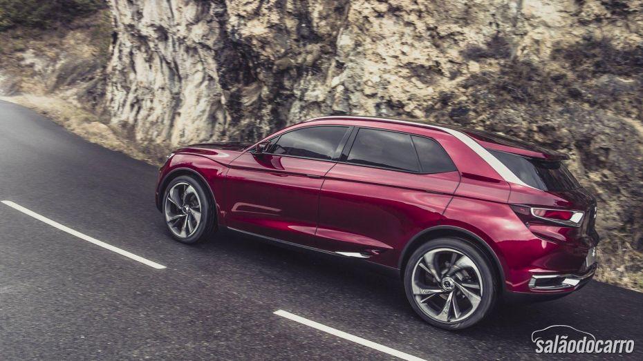 Wild Rubis será novo SUV da Citroën - Foto 5