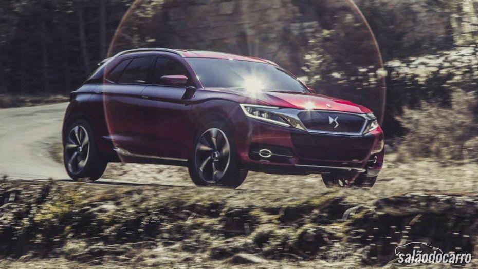 Wild Rubis será novo SUV da Citroën - Foto 8