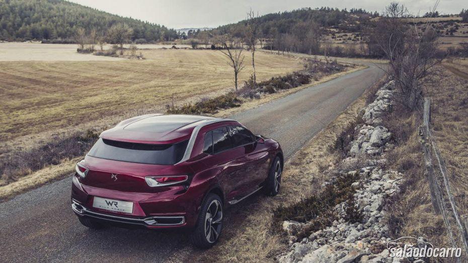 Wild Rubis será novo SUV da Citroën - Foto 9