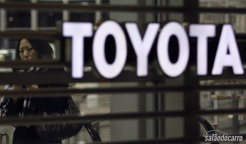 Toyota convoca recall também no Brasil