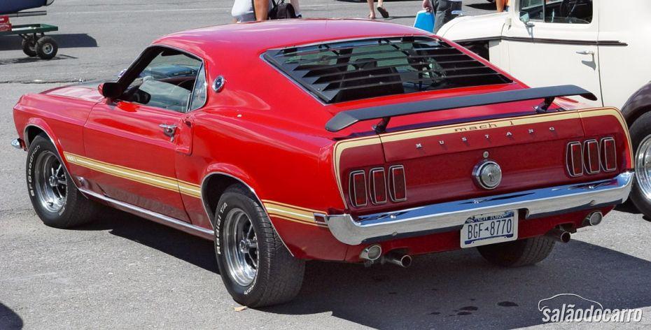 Mustang 1ª geração