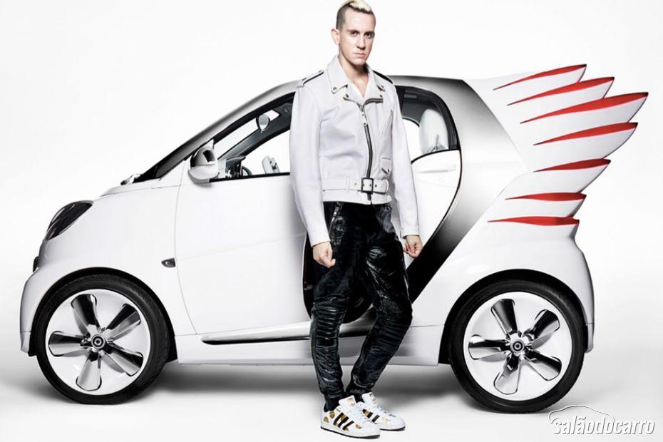 """Smart vai lançar carros com """"asas"""" - Foto 1"""