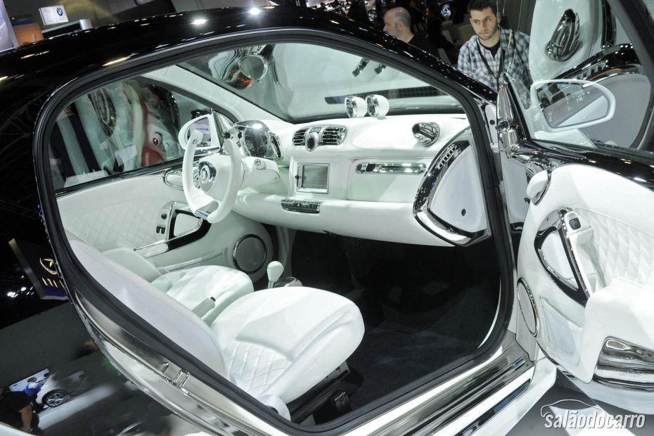 """Smart vai lançar carros com """"asas"""" - Foto 5"""