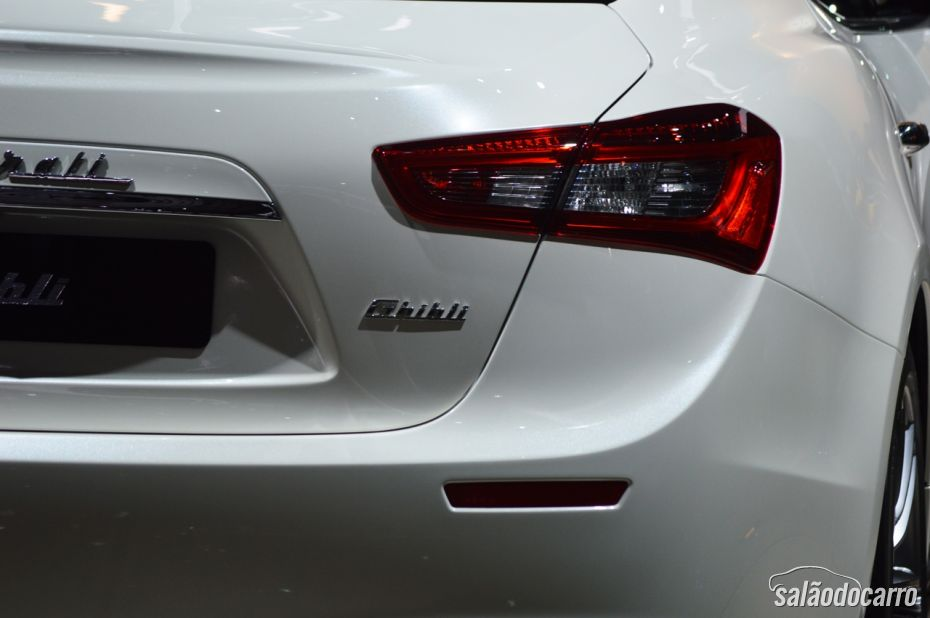 Maserati Ghibli será lançado no Brasil - Foto 1