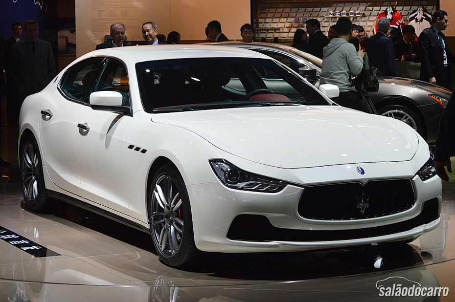 Maserati Ghibli será lançado no Brasil - Foto 2