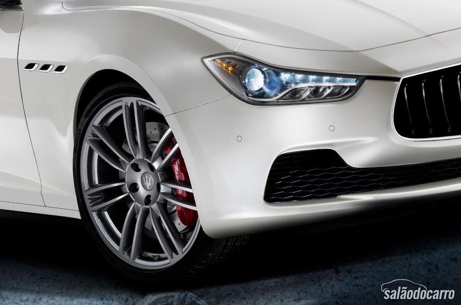 Maserati Ghibli será lançado no Brasil - Foto 4