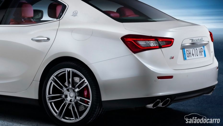 Maserati Ghibli será lançado no Brasil - Foto 7