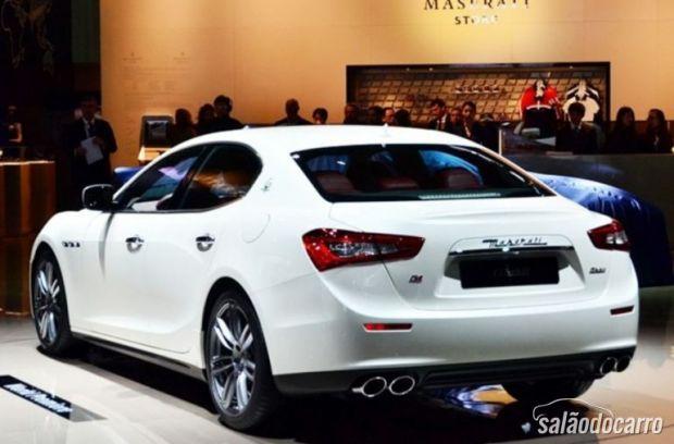 Maserati Ghibli será lançado no Brasil - Foto 8