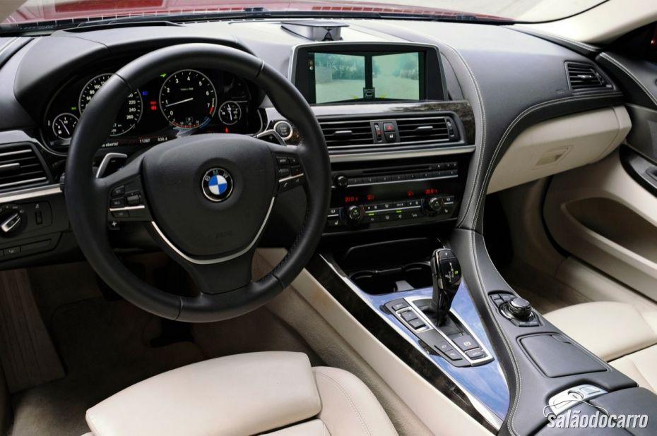 BMW Série 6 - Interior