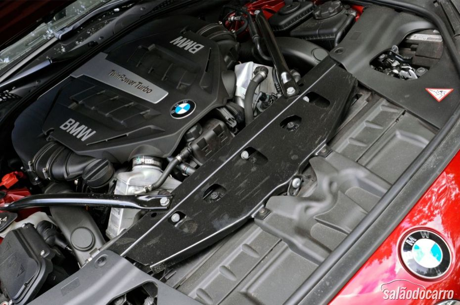 BMW Série 6 - Motor