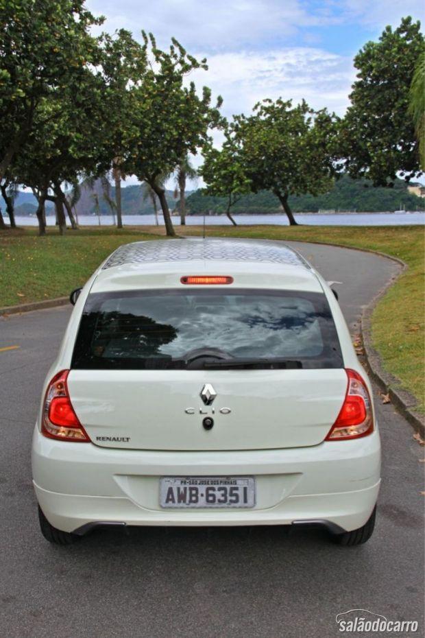 Renault Clio - Traseira