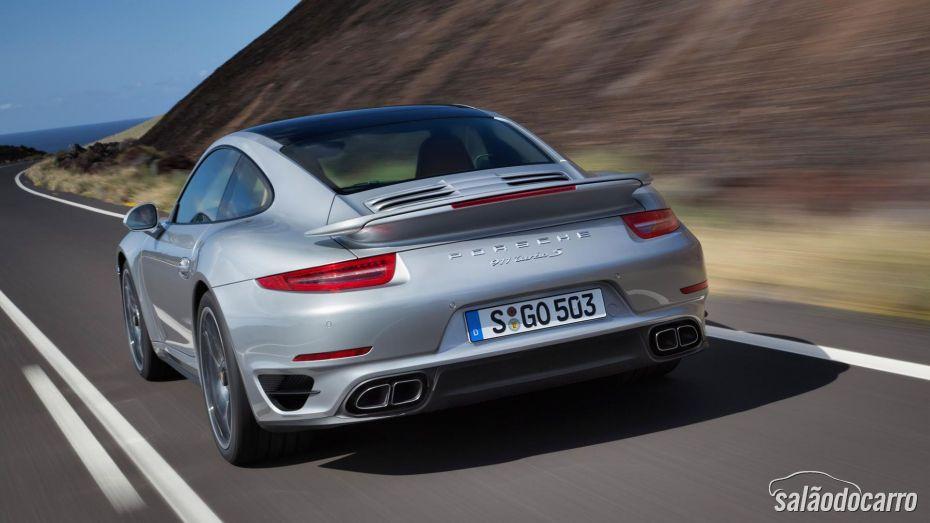Porsche 911 Turbo será lançado no Brasil em Junho