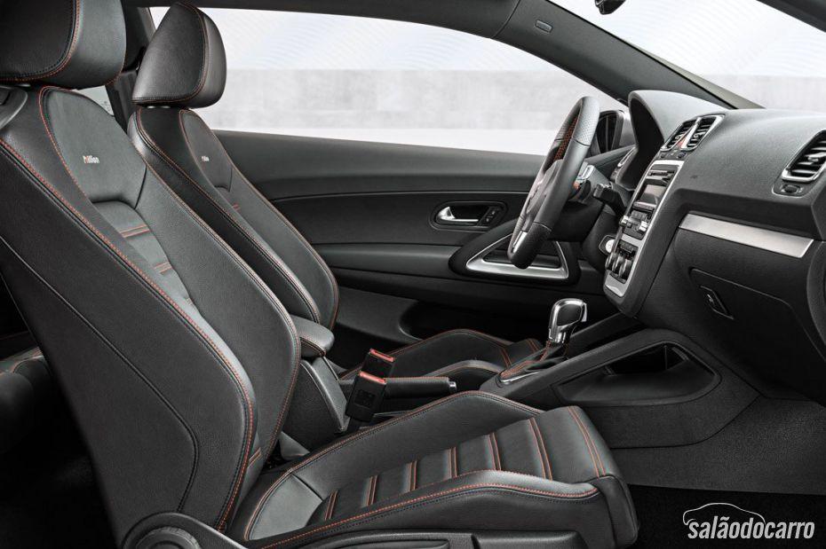 VW Scirocco ganha edição com itens exclusivos.
