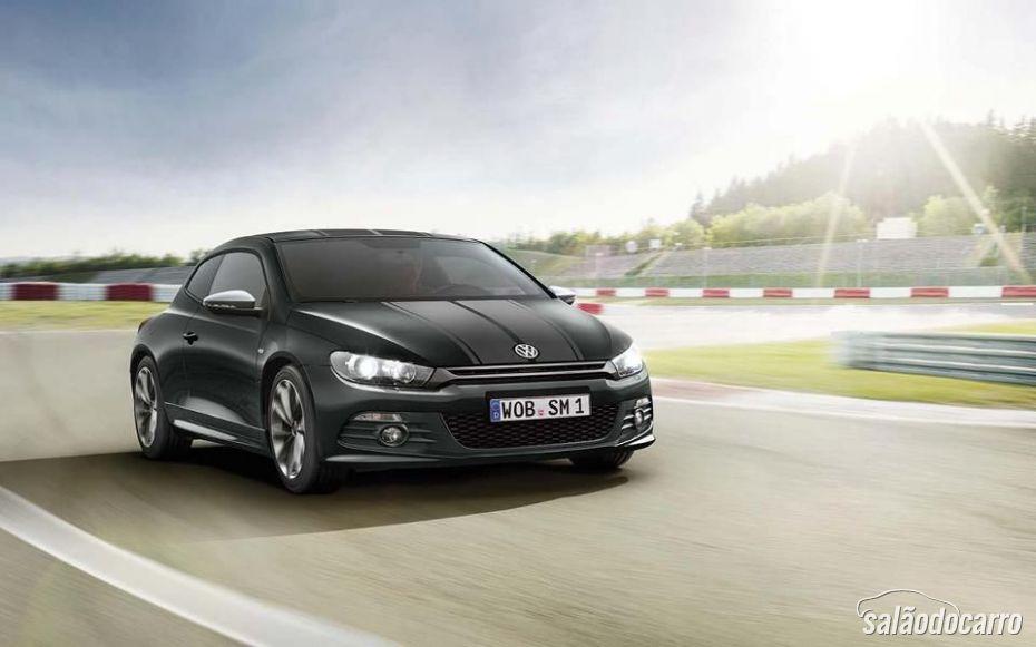 VW Scirocco será lançado na Alemanha.