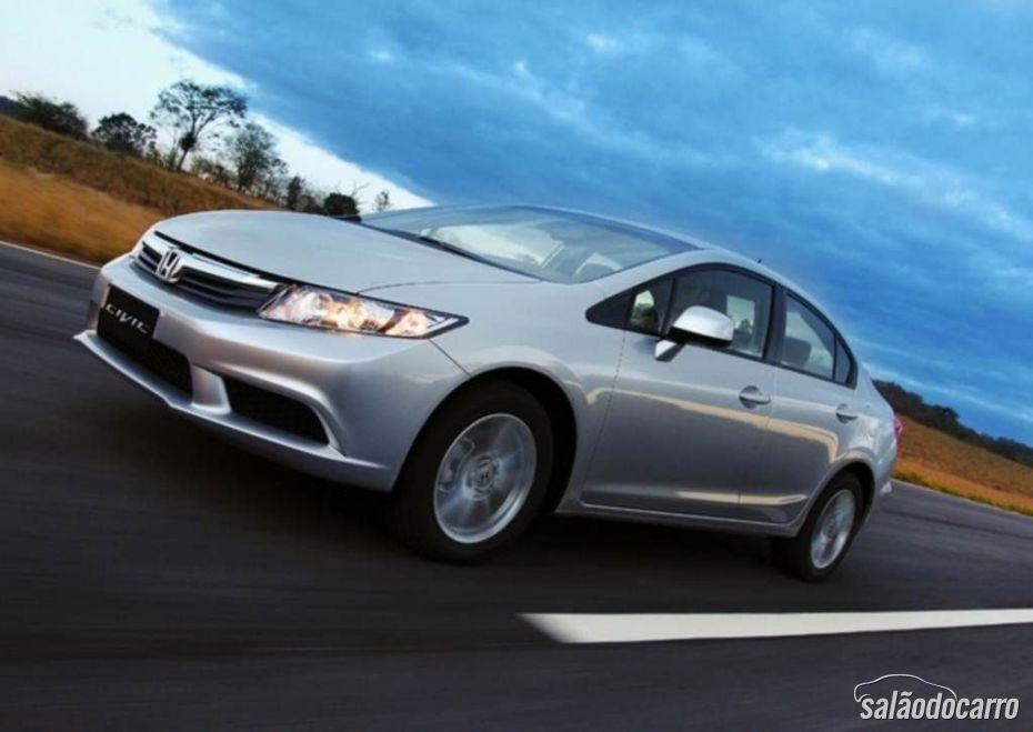 Civic 2.0 chega mais caro do que a maioria dos seus concorrentes.