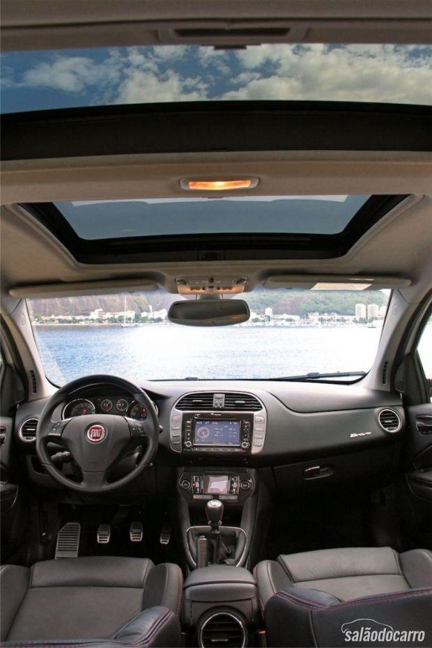 Fiat Bravo T-Jet - Interior